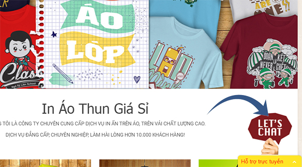 chat-tren-website
